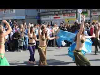 День города Калуги, карнавал, 30 августа 2014 года, Калуга