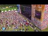 Более 100 тысяч человек стали гостями грандиозного фестиваля славянского искусства