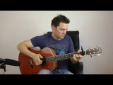Little Talks - Of Monsters And Men - Fingerstyle Guitar Acoustic interpretation