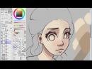 Как покрасить разукрасить рисунок