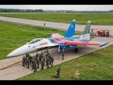 Российский истребитель Су-35 потряс Ле Бурже:
