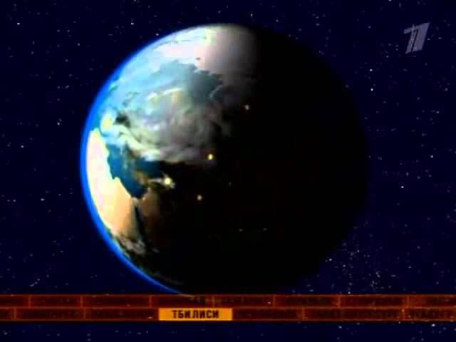 Конец эфира Первого канала