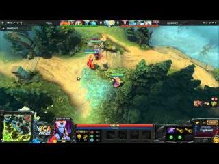 The Alliance vs Vega | Game 1 | WCA EU Pro