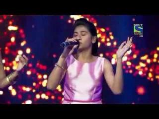 India idol Junior 2015- Ram Chahe Leela by nithyashree(27 june)