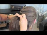 Видео-уроки по плетению косичек №7