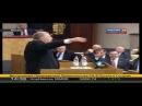 Жириновский Путину про Новосибирск (20/04/2010)