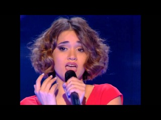 X ფაქტორი - ლიზა ყენია - სკამების კონკურსი | X Factor - Liza Ye