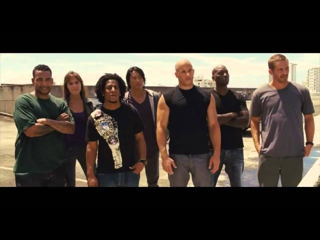 Fast and Furious - Centuries [Music Video]