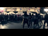 Танцевальный коллектив  Rush-style. Флэшмоб для бара