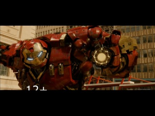 Реклама Мстители: Эра Альтрона 2015 (23 Апреля)