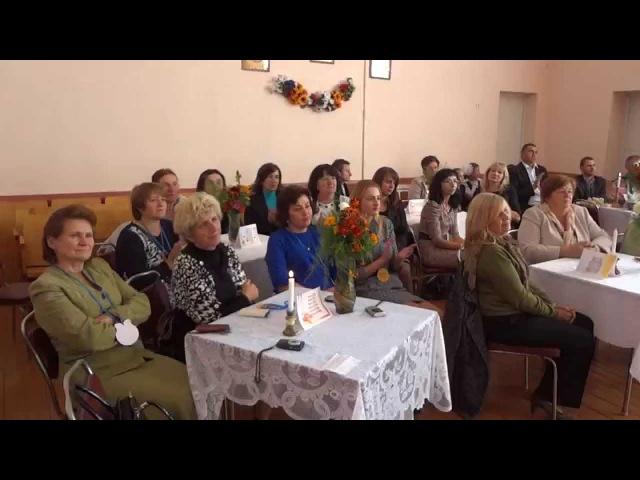 Христя Петрів День Вчителя 2015