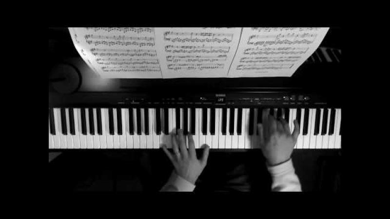 Ennio Morricone Chi Mai (piano)