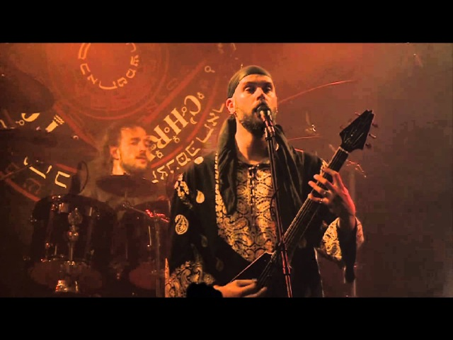 Necros Christos - Black Mass Desecration - Official Live video
