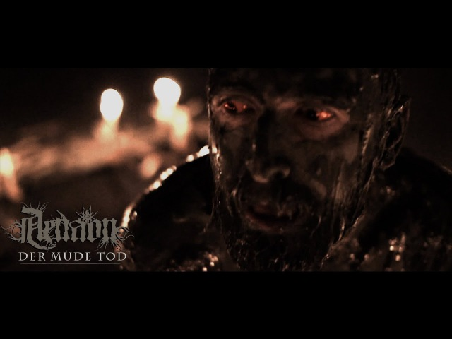 AENAON Der Müde Tod OFFICIAL MUSIC VIDEO
