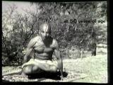 Шри Тирумулай Кришнамачарья, фрагмент практики йоги, 1938 г.