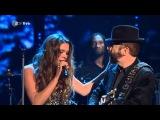 Joss Stone &amp Dave Stewart (Wetten Dass) - Karma + Here Comes The Rain Again LIVE