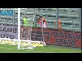 Специя - Катания 3-0, Серия Б 2014-15, 9-й тур