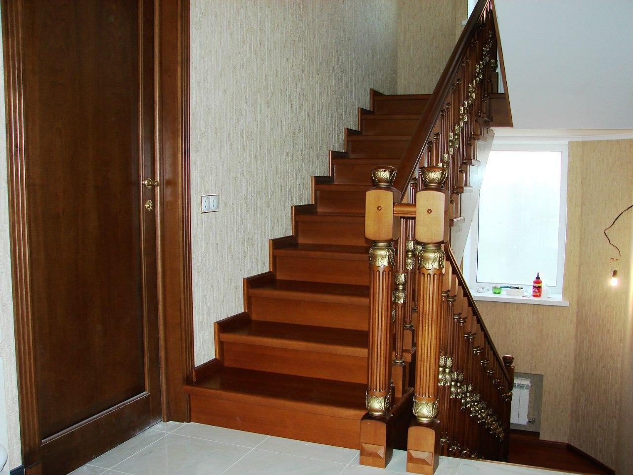 лестница бук венера тон
