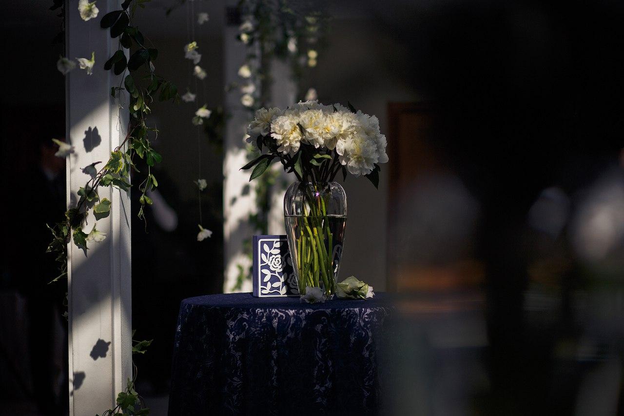 декор свадебного фуршета