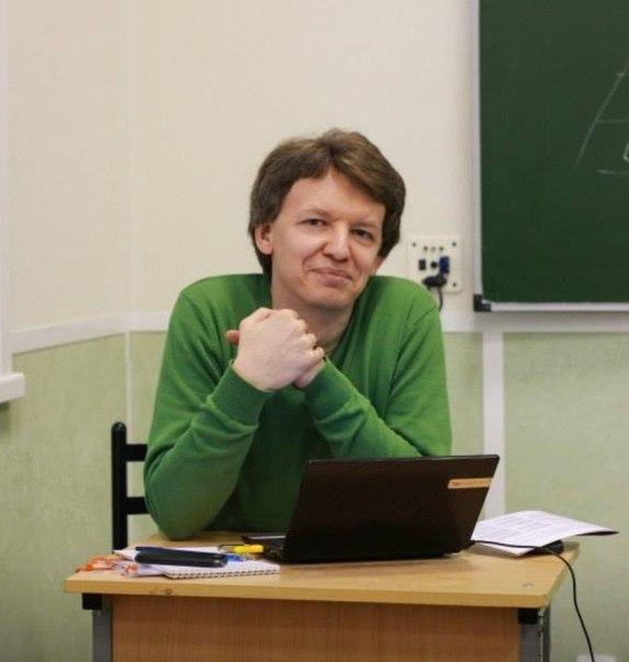 Вконтакте Андрей Сергеевич