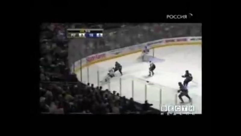Американский хоккей по русским правилам