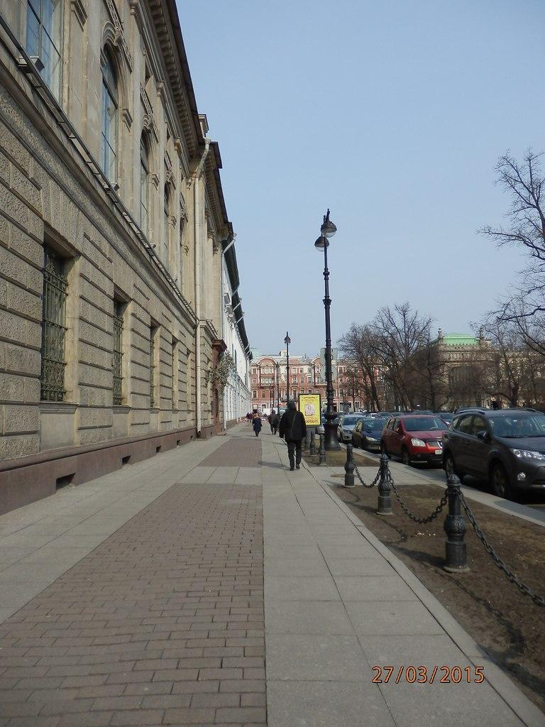 Прогулка по Невскому проспекту MP1MEZzNujs