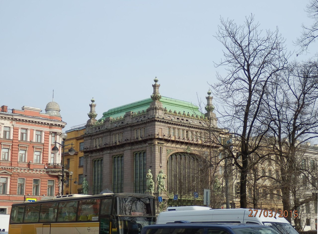 Прогулка по Невскому проспекту Uxebw7o3pzk