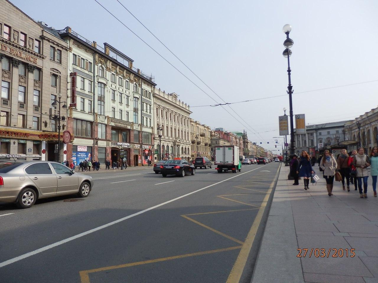 Прогулка по Невскому проспекту XDzbfD2F4Yg