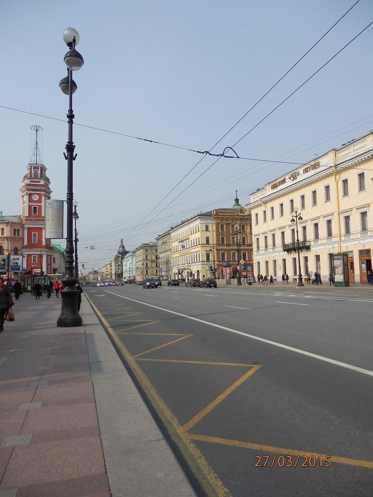 Прогулка по Невскому проспекту K490vgIIKsk
