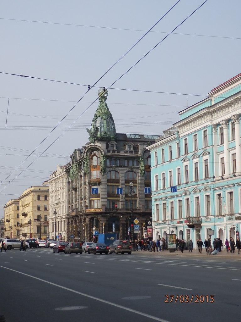 Прогулка по Невскому проспекту Xgx-_nZe2R0