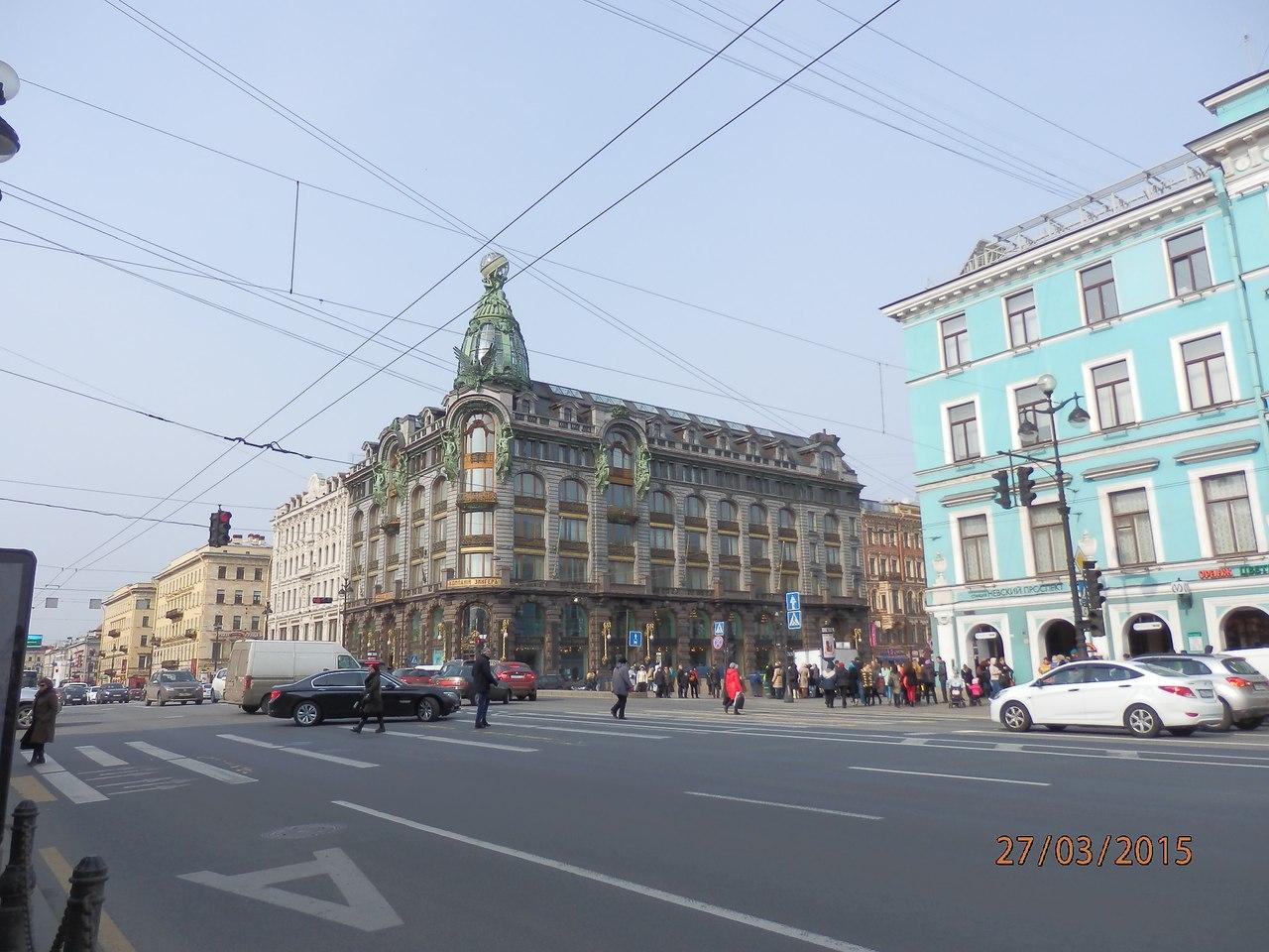 Прогулка по Невскому проспекту D1ODOoBVRto