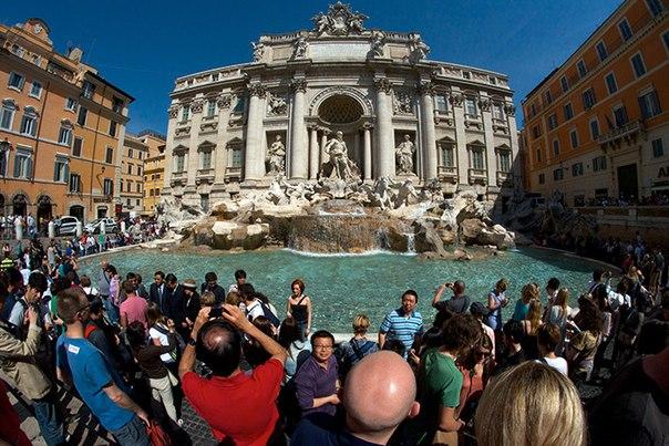 Туризм италии