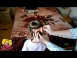 как сделать красивую прическу, детские прически прически для девочек, прически для детей