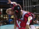 Brian Pillman vs Jushin Liger, WCW Monday Nitro 04.09.1995