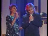 Dieter Bohlen & Dionne Warwick - Its All Over /ZDF, Telestar ,12.12.1991/MTW