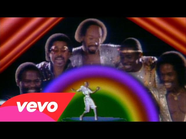 Earth Wind Fire Let's Groove Video Version