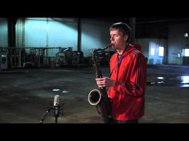 BEATBoX SAX - Derek Brown -