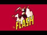 Флэш - Поражение Гигантского Робота [Приключения супергероев. Лига Справедливости] 1967 RUS MVO