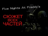 Five Nights At Freddys Сюжет/История [ С Кулом ] #1