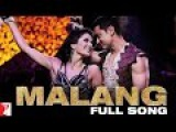 Malang - Full Song  DHOOM3  Aamir Khan  Katrina Kaif