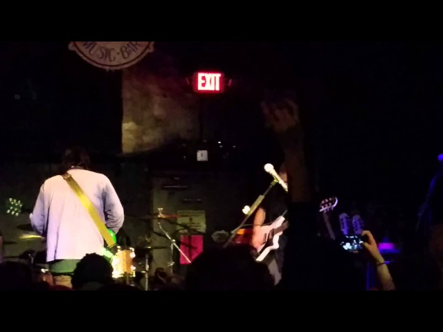 Frnkiero andthe cellabration - old intro. (local 506, chapel hill, north carolina, 28.03.15)