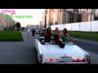 Карина Барби и группа Симпатика.Песня Ягода малина.