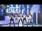 150319 CLC - First Love + PEPE @ M! COUNTDOWN HOT DEBUT STAGE [720P]
