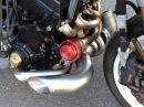 Краткий осмотр турбированной Yamaha R1