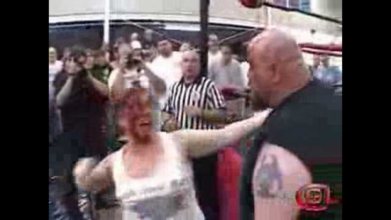 IWA Mid South King of the Deathmatch '07: Dance to the Music