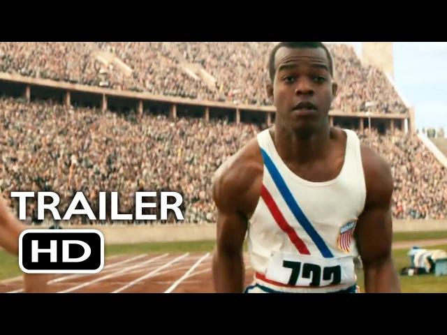 Race Official Trailer 1 (2016) Stephan James, Jason Sudeikis Biographical Drama Movie HD