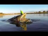 Hunting for a monster pike. Fishing w lures & soft-baits. Рыбалка в Ирландии: охота на щуку монстра.