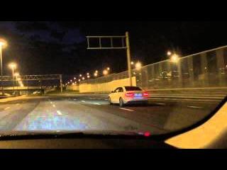 Mercedes w204 C180 vs BMW F30 320D vs Audi B8 A4