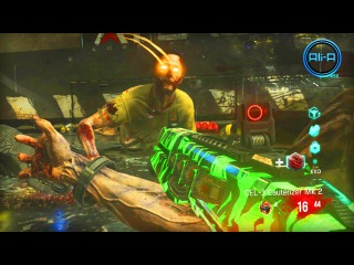 Call of Duty: Advanced Warfare ZOMBIES GAMEPLAY! - NEW COD Exo Zombies!