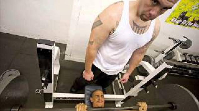 Жёсткий латинский рэп мотиватор тренировок
